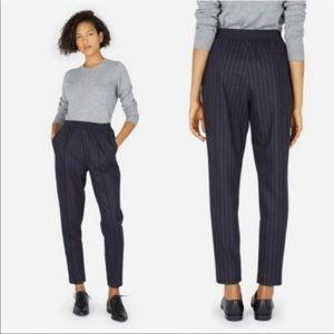 Everlane Premium wool Flannel Pinstripes Pants 8
